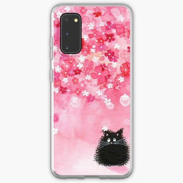 Falling Petals Samsung Galaxy Soft Case