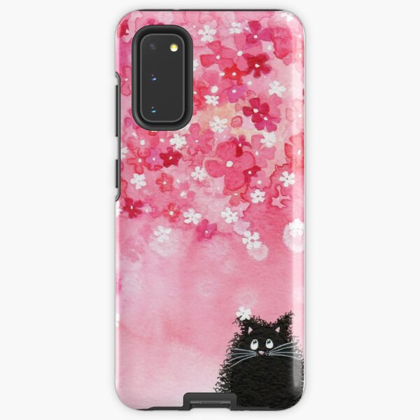 Falling Petals Samsung Galaxy Tough Case