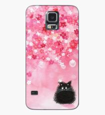 Falling Petals Case/Skin for Samsung Galaxy
