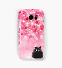 Falling Petals Samsung Galaxy Case/Skin