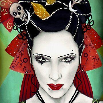 Dia De Los Muertos by LetyLeru
