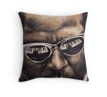 Thelonious Monk Throw Pillow