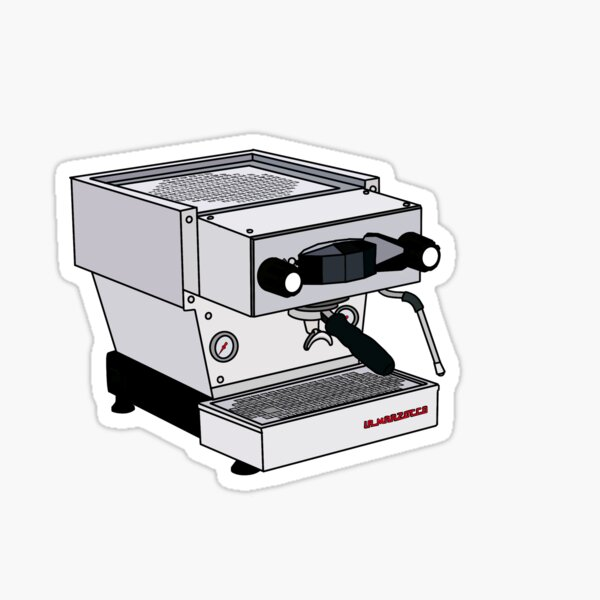 La Marzocco Linea Mini Colored Sticker