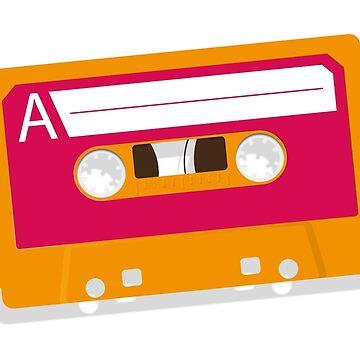 Cassette by Muck959