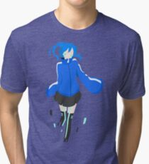 Mekakucity Actors - Ene Tri-blend T-Shirt