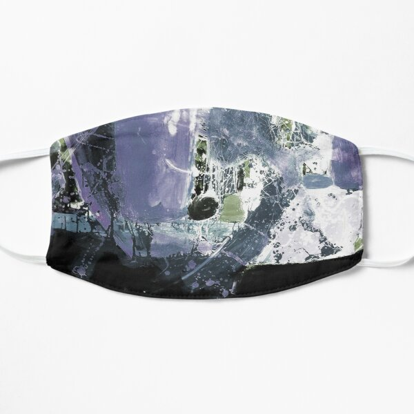 Spirit of the Valley Flat Mask
