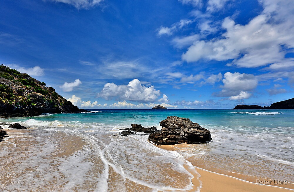 The Beach by Peter Doré
