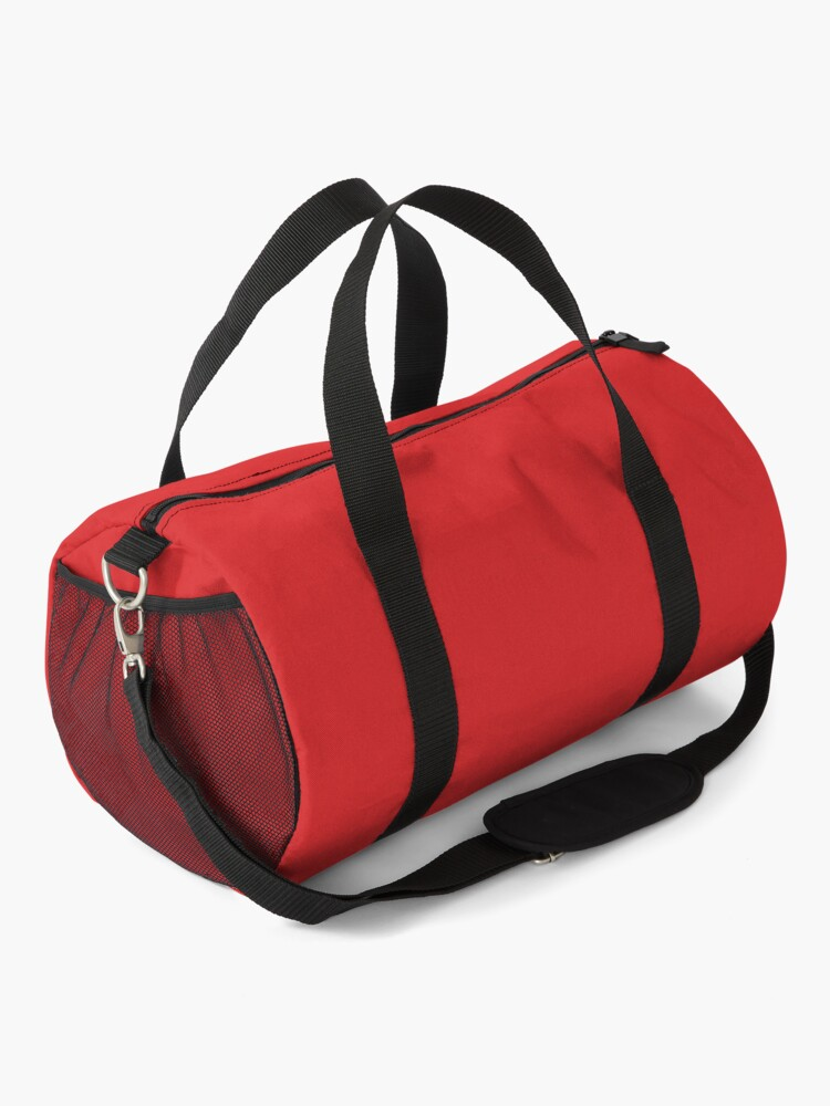 Alternate view of Mach Pizza (Earthbound) Duffle Bag