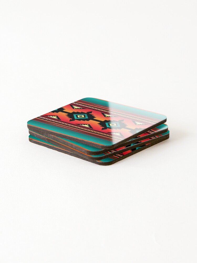 Alternate view of Canyon | Navajo  Coasters (Set of 4)