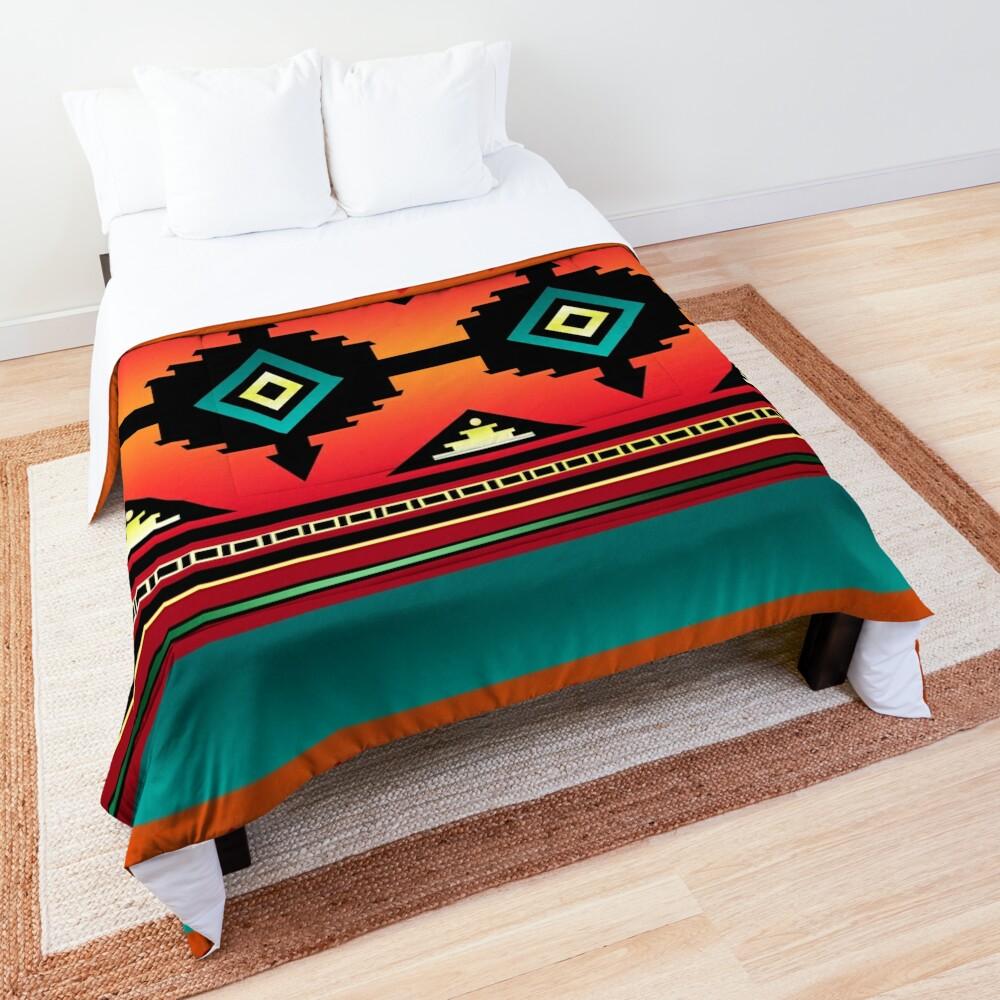 Canyon | Navajo  Comforter