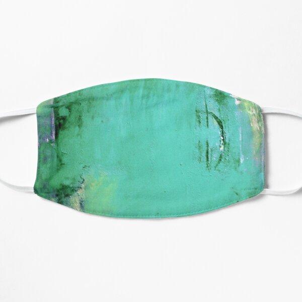 Sensor Ship 1 Aqua Green Flat Mask