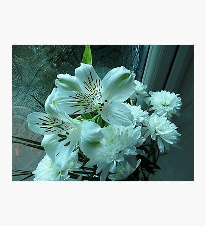 Surprise Lilies Fotodruck