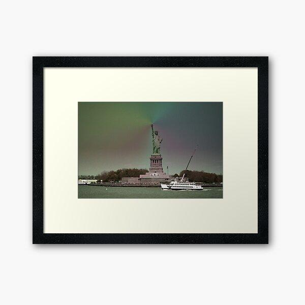 NY in 20 pics: #9 Framed Art Print