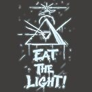 EAT THE LIGHT! by ThirdhandHarpy