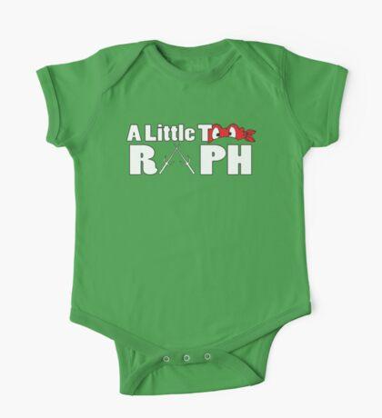 A little too Raph ninja Turtle Kids Clothes