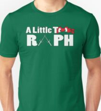 A little too Raph ninja Turtle T-Shirt