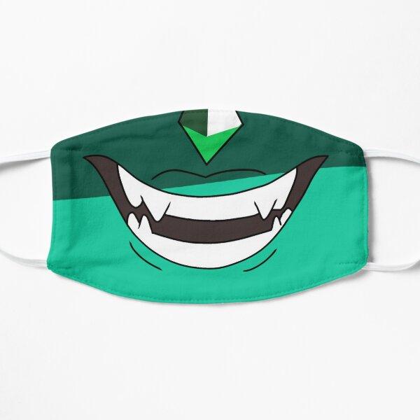 Malachite Face Mask Flat Mask