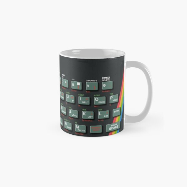 Sinclair ZX Spectrum Classic Mug