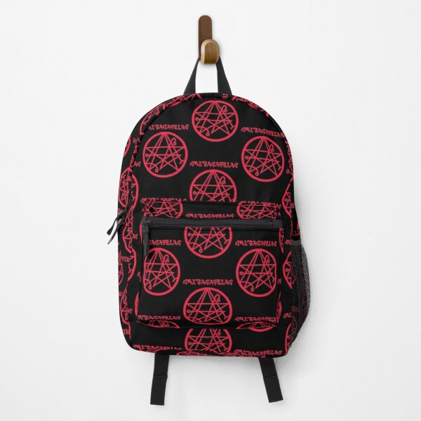 . Lovecraft's Necronomicon (RED) Backpack