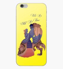 Tale As Old As Time 2 iPhone Case