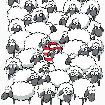 Where's Wooldo ? by manikx