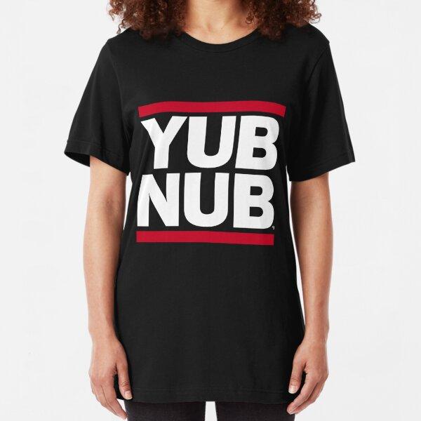 YUB NUB Slim Fit T-Shirt