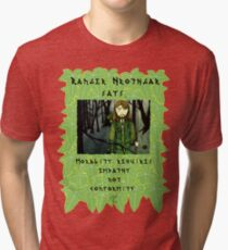 Morality Requires Empathy  Tri-blend T-Shirt