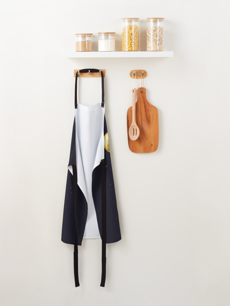 Alternate view of Space Travel Apron