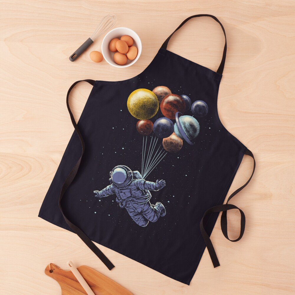 Space Travel Apron