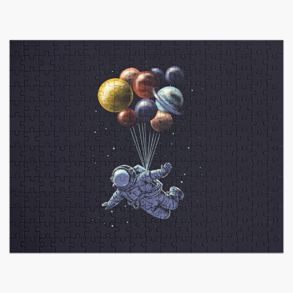 Space Travel Jigsaw Puzzle