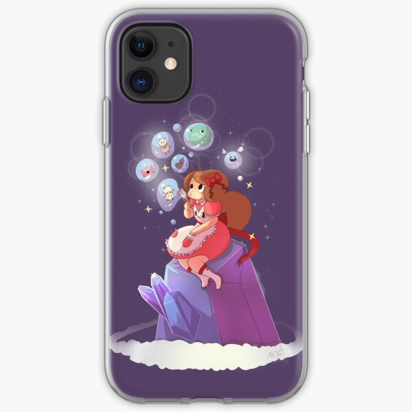 Bee Bubbles iPhone Soft Case