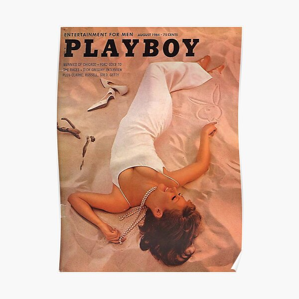 Playboy - August 1964 Poster