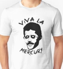 Zombie Freddie Mercury T-Shirt