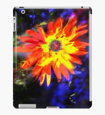 Psychedelic Flower iPad Case/Skin