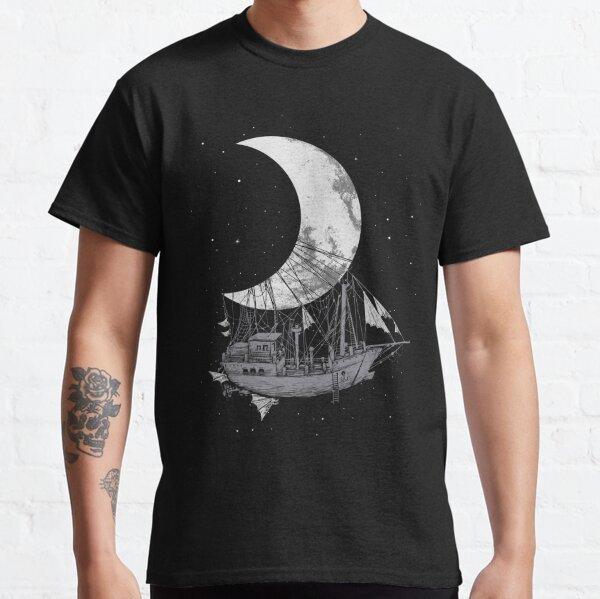 Moon Ship Classic T-Shirt