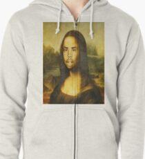Earl Sweatshirt Mona Lisa Zipped Hoodie