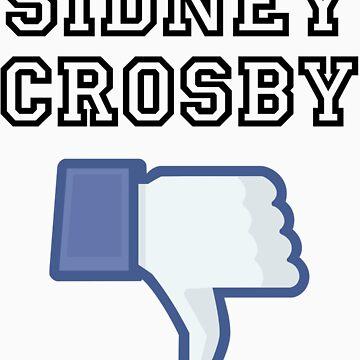 Crosby Dislike by spiderman12