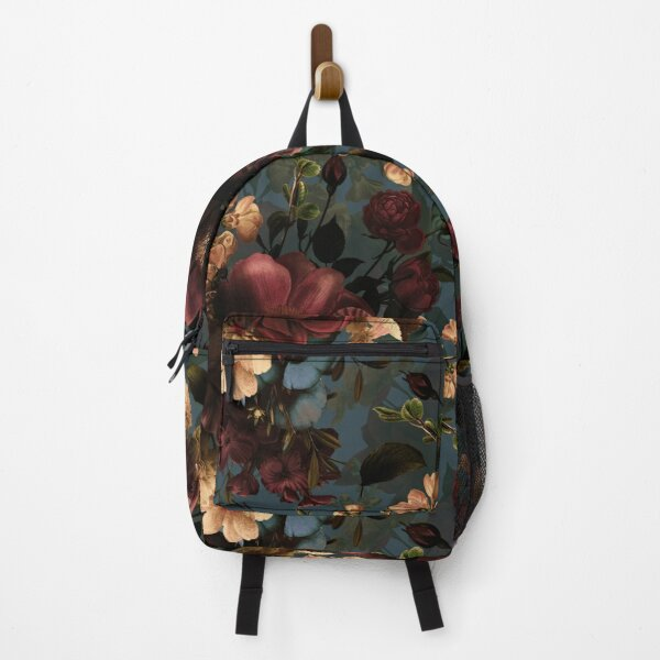 Moody florals - Mystic Night 10 Backpack