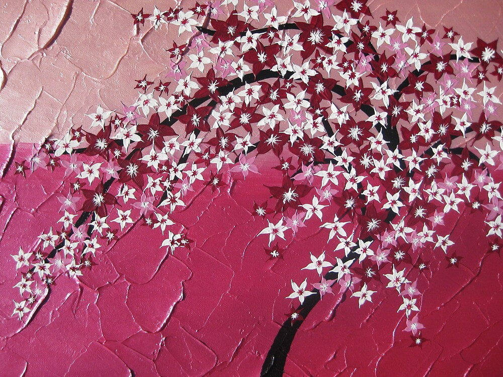 Quot Pink Cherry Blossom Tree Japanese Card Phone Cover