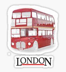 London Heritage Sticker