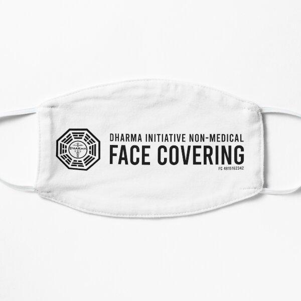 Máscara PERDIDA - Dharma Initiative Recubrimiento facial no médico Mascarilla
