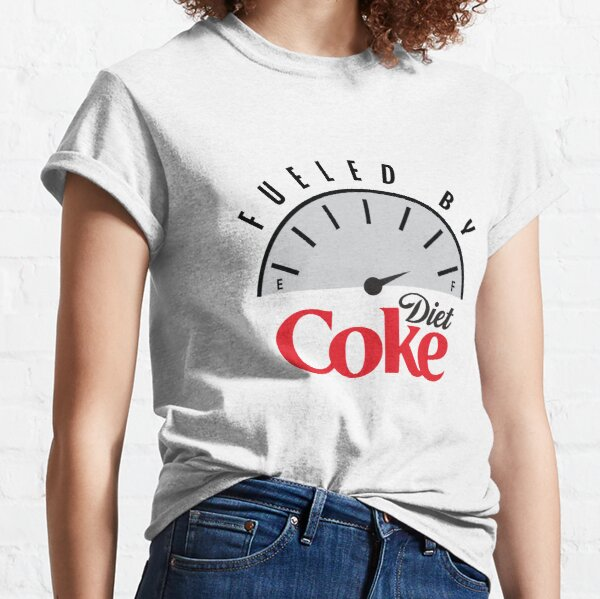 Fueled by Diet Coke Classic T-Shirt