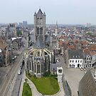 Gent -Belgium. by Lilian Marshall