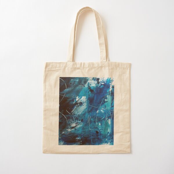 calligraphy of the word dandelion in matter. Cotton Tote Bag