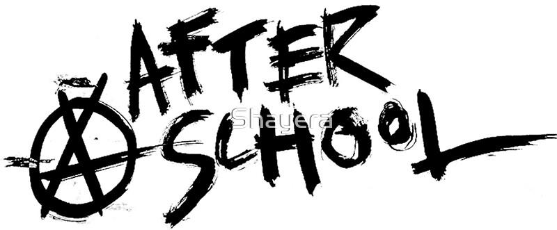 Výsledok vyhľadávania obrázkov pre dopyt after school logo