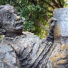 Albert Einstein Memorial by Cora Wandel