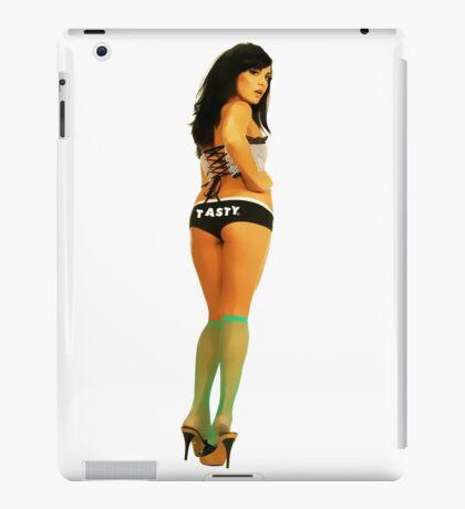 Tasty® Brand Lingerie Pinup Girl iPad Case/Skin