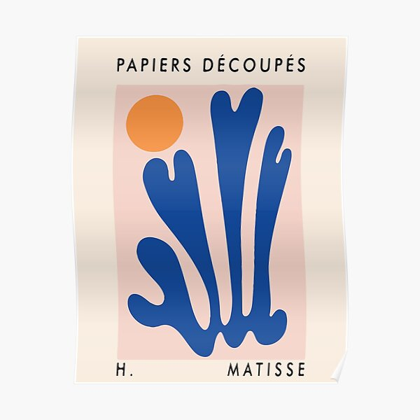 Matisse Litographies Poster Poster