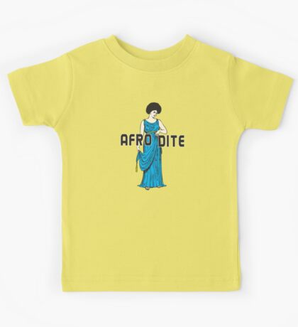 Afro Dite Kids Clothes