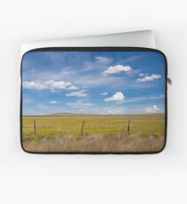 Rural scene. Laptop Sleeve